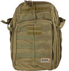673442c4daabd Plecak Swiss Arms Patrol Backpack 1 Day Coyote Tan - 604096